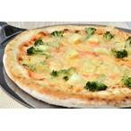 【グルメピザ】明太子とホクホクじゃがいも ピザサイズ22センチ